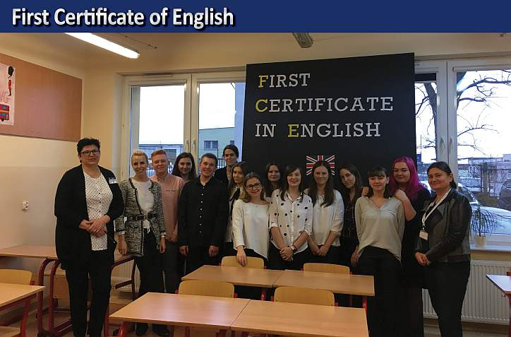 First Certificate of English